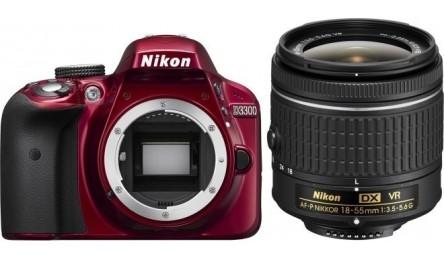 nikon-d3300-18-55mm-af-p-vr-kit-punane